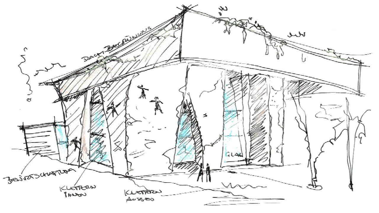 Vereins und Kletterzentrum – Sektion Hof des Deutschen Alpenvereins
